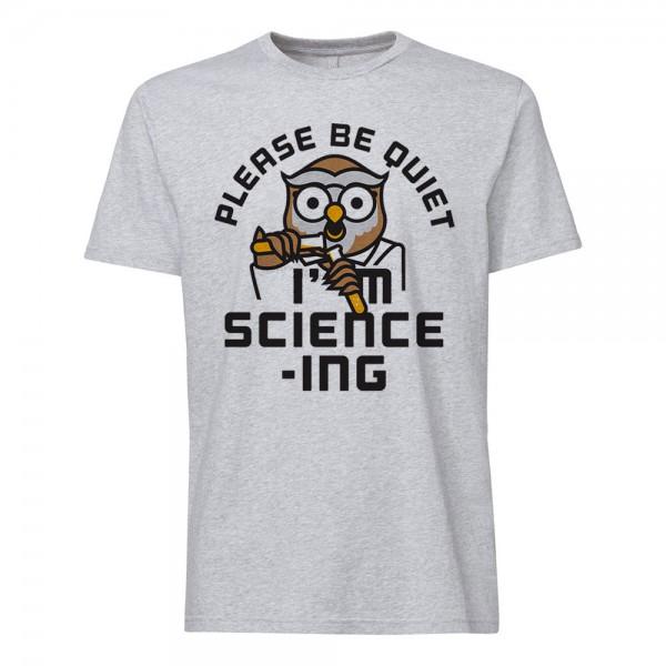 تی شرت طرح I'm Science-ing