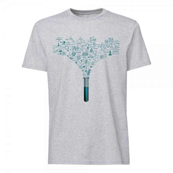 تی شرت  طرح Science -4