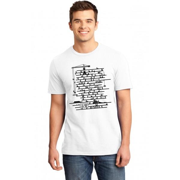 تی شرت طرح در دست ساخت
