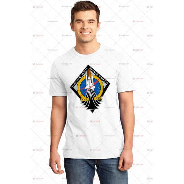 تی شرت  طرح NASA -3