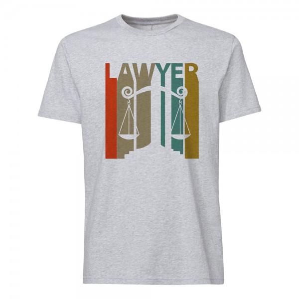 تی شرت طرح وکیل -1