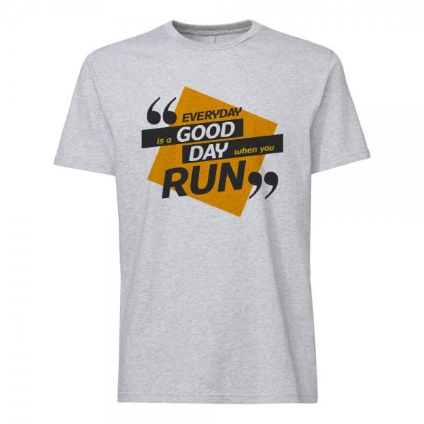تی شرت طرح Run -1