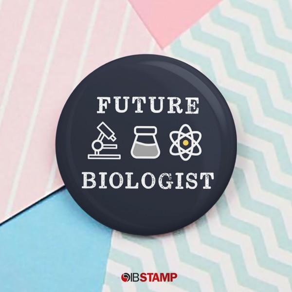 پیکسل زیست شناسی طرح Future Biologist