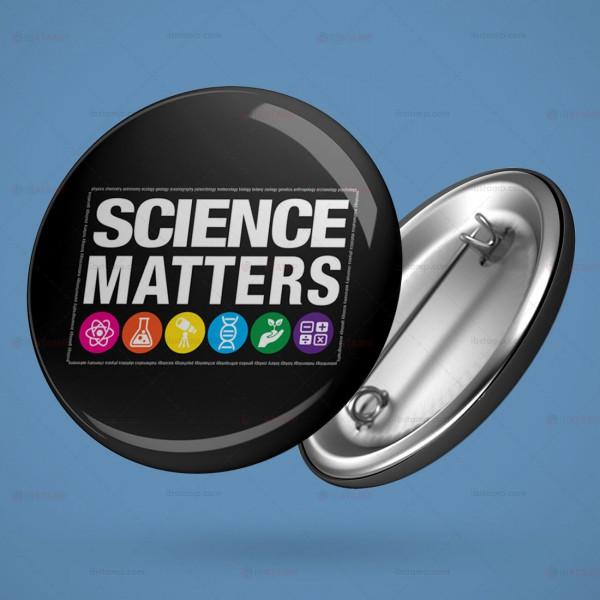 پیکسل علمی طرح Science Matters