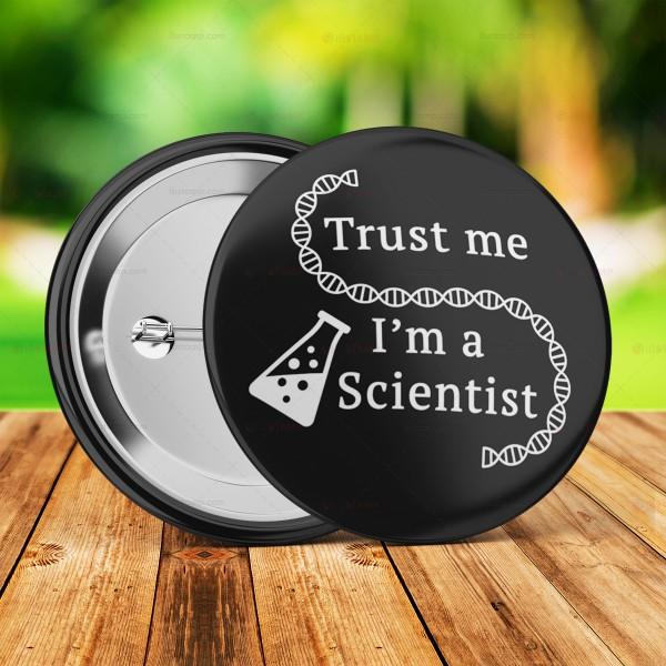 پیکسل علمی طرح Trust me, I am a Scientist -1